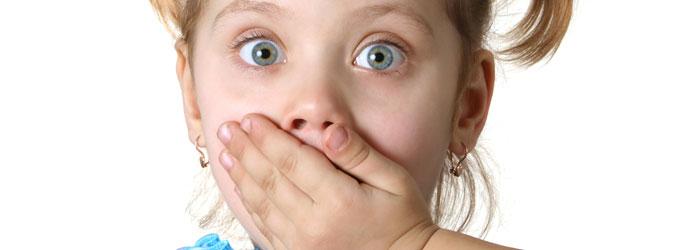 Miedos de los niños. Ayudarles a superar sus temores