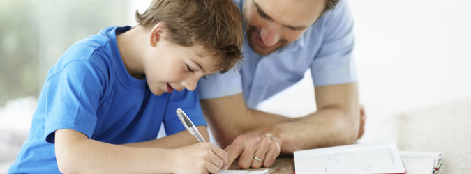 Cómo motivar a los niños en los estudios