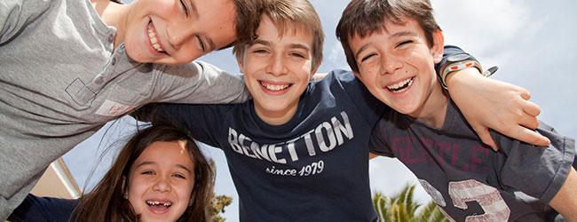 La influencia de los amigos en tus hijos