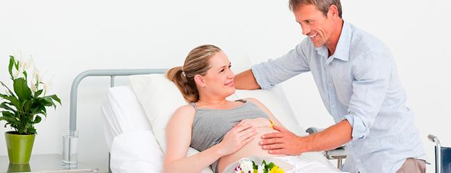 7 Consejos para relajarse durante el parto