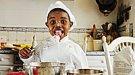 Recetas de cocina con niños de Postres