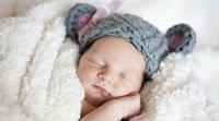 Causas del insomnio en los bebés