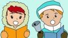 Joy to the world. Letras de canciones navideñas en inglés para niños