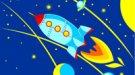 Dibujos para colorear de Espacio