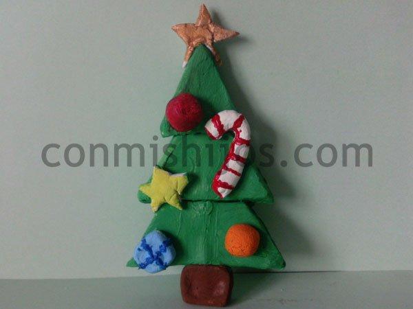 C mo hacer dulceros en forma de mariposa manualidades - Manualidades navidad arbol ...