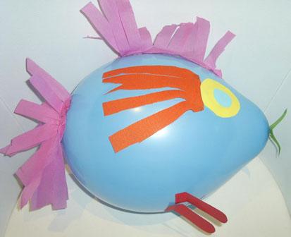 Pájaro decorativo