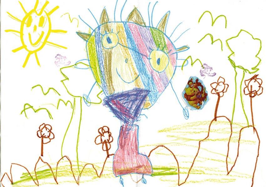 Dibujos Ninos 4 Anos Para Colorear: Celia Moya Moreno, 4 Años : Dibujos Para Colorear