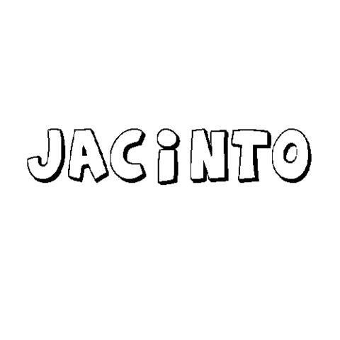 JACINTO: Dibujos para colorear