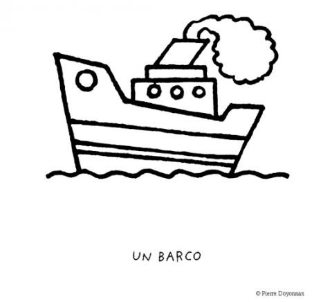 Dibujos infantiles barco imagui - Imagenes de barcos infantiles ...