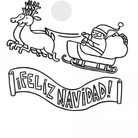 Dibujos navidad para colorear new calendar template site