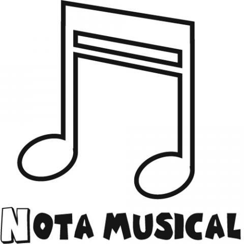 Figuras Notas Musicales Para Imprimir Imagui