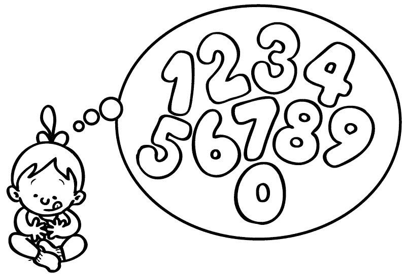 Dibujo Matematica Para Pintar Imagui