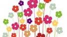 Tarjetas de felicitación de Flores