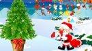Haz tu tarjeta de Navidad. Juegos online para niños