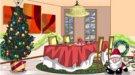 Decora de Navidad tu casa. Juego online para niños