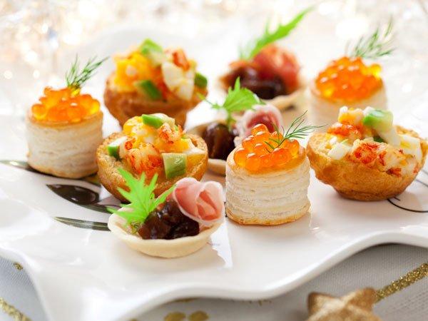 Receta de aperitivos para la cena de navidad - Ideas de cena de navidad ...