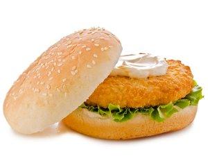Receta de hamburguesas de pollo para niños