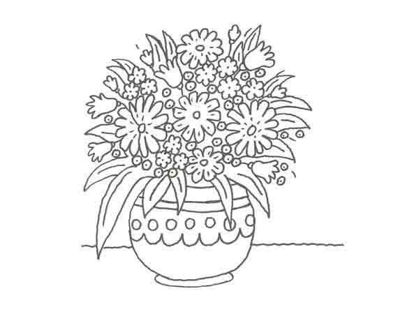 17856-4-dibujo-de-un-jarron- ...