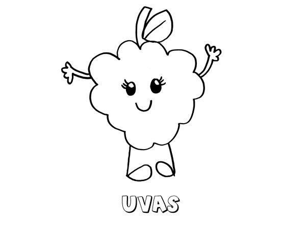 18125-4-dibujo-de-unas-uvas- ...