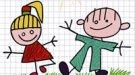 Cómo se dibuja a un niño. Poesía de Gloria Fuertes para niños