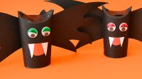 Vídeo: manualidad vampiros de Halloween