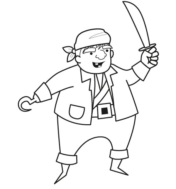 Image Result For Pirate Coloring Pages