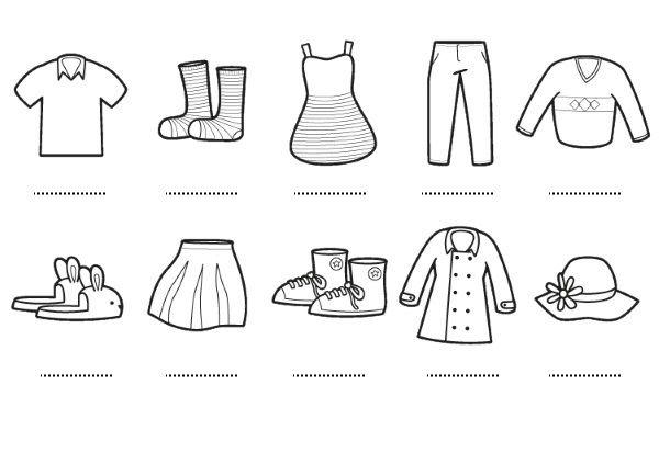 19846-4-prendas-dibujos-para- ...