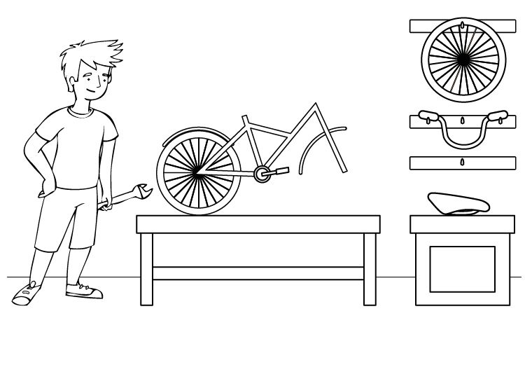 20089-4-bicicleta-dibujo-para- ...