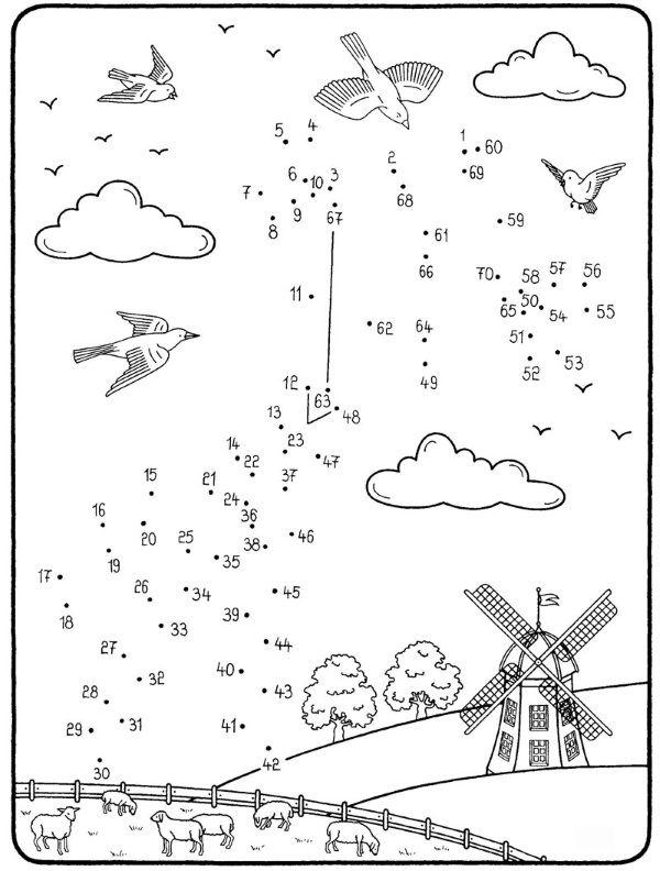 Dibujo de dragu00f3n con puntos - Imagui