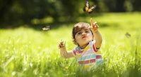 Nuevos descubrimientos del niño en verano