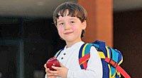 Cuándo llevar al niño al colegio por primera vez