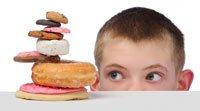 El colesterol infantil. Cómo reducir las grasas en la dieta