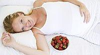 Dieta sana y equilibrada para embarazadas