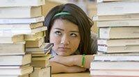 Adolescentes que no leen