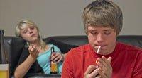 Señales de uso de drogas en adolescentes