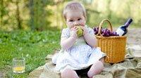 La alimentación del bebé durante su primer año