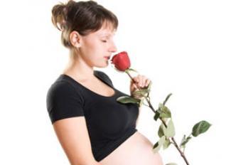 El olfato en el embarazo