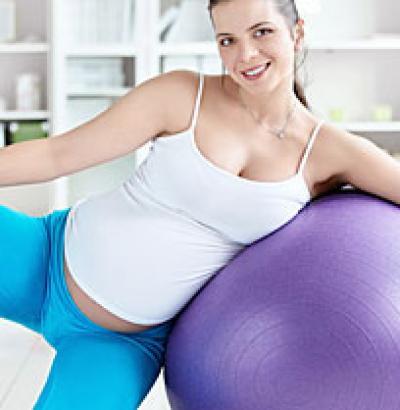 Ejercicio físico idóneo para embarazadas