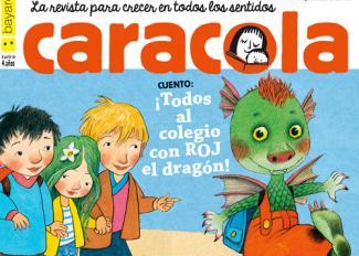 Caracola: para niños de 4 a 6 años