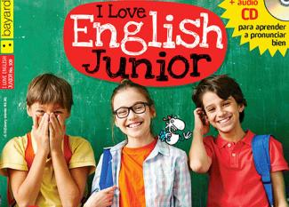 I Love English Junior: para aprender inglés