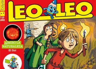 Leoleo: para niños de 7 a 9 años