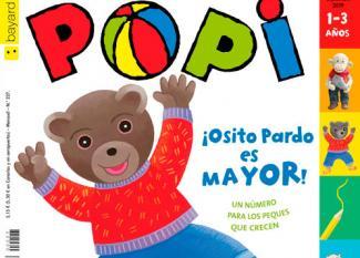 Popi: para niños de 1 a 3 años