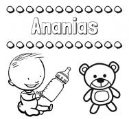 Nombre Ananias Origen Y Significado