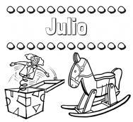 dibujos para colorear del 05 de julio