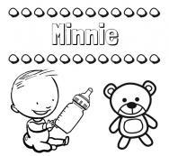 Nombre Minnie Origen Y Significado