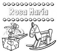 Nombre Rosa María Origen Y Significado
