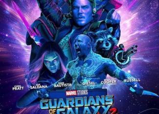 Estreno de cine: Guardianes de la Galaxia. Vol. 2