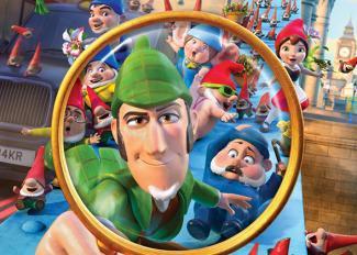 Cine: Sherlock Gnomes
