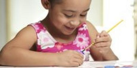 Manualidades para niños de 4 años