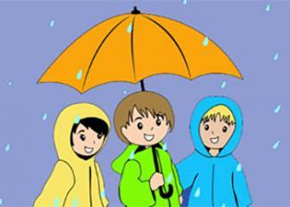 Canciones tradicionales para niños: Que llueva, que llueva